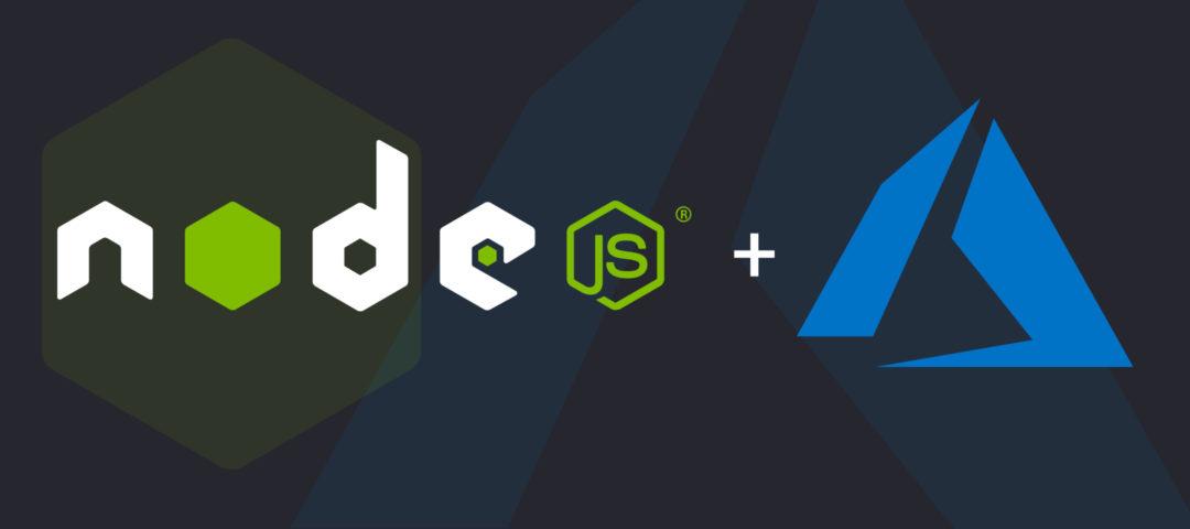 Configuring & Optimizing your Node js app in an Azure App